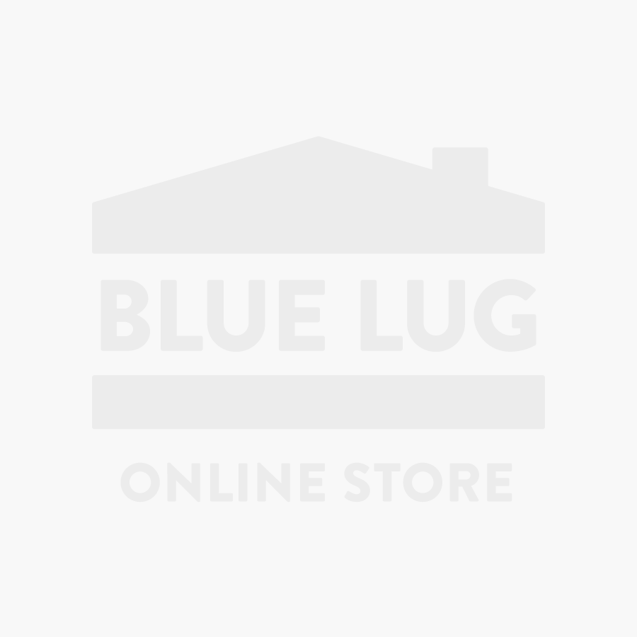 *BLUE LUG* saddle cover (x-pac black)