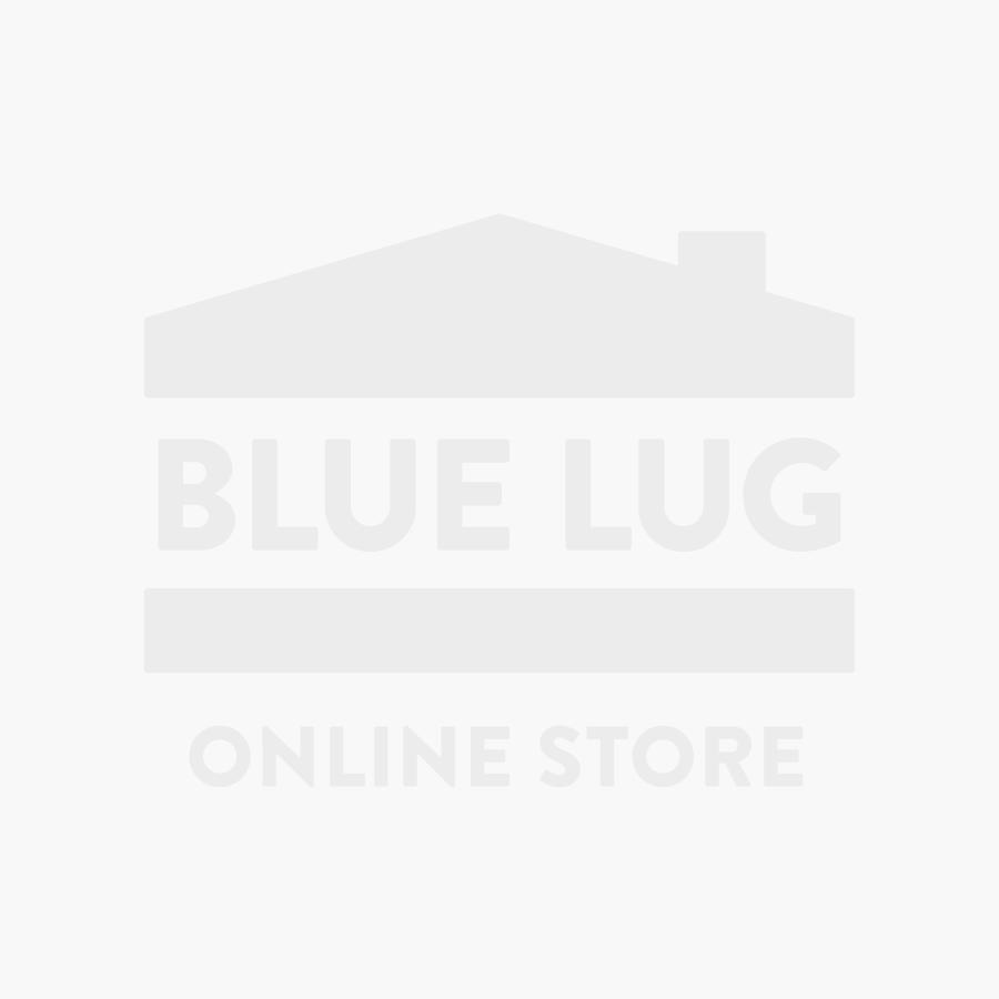 *BLUE LUG* compact wire lock (wax brown)