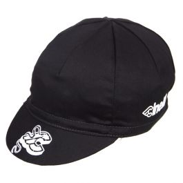 Cinelli Cap Collection Mike Giant Cycling Cap in Black