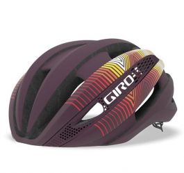 Giro Roc Loc Air For Bicycle Cycle Bike Helmet With Silver Decals