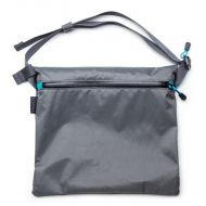 *YANCO* zip musette (x-pac gray/A)