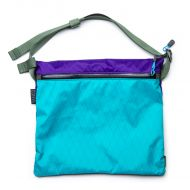 *YANCO* zip musette (x-pac teal/A)