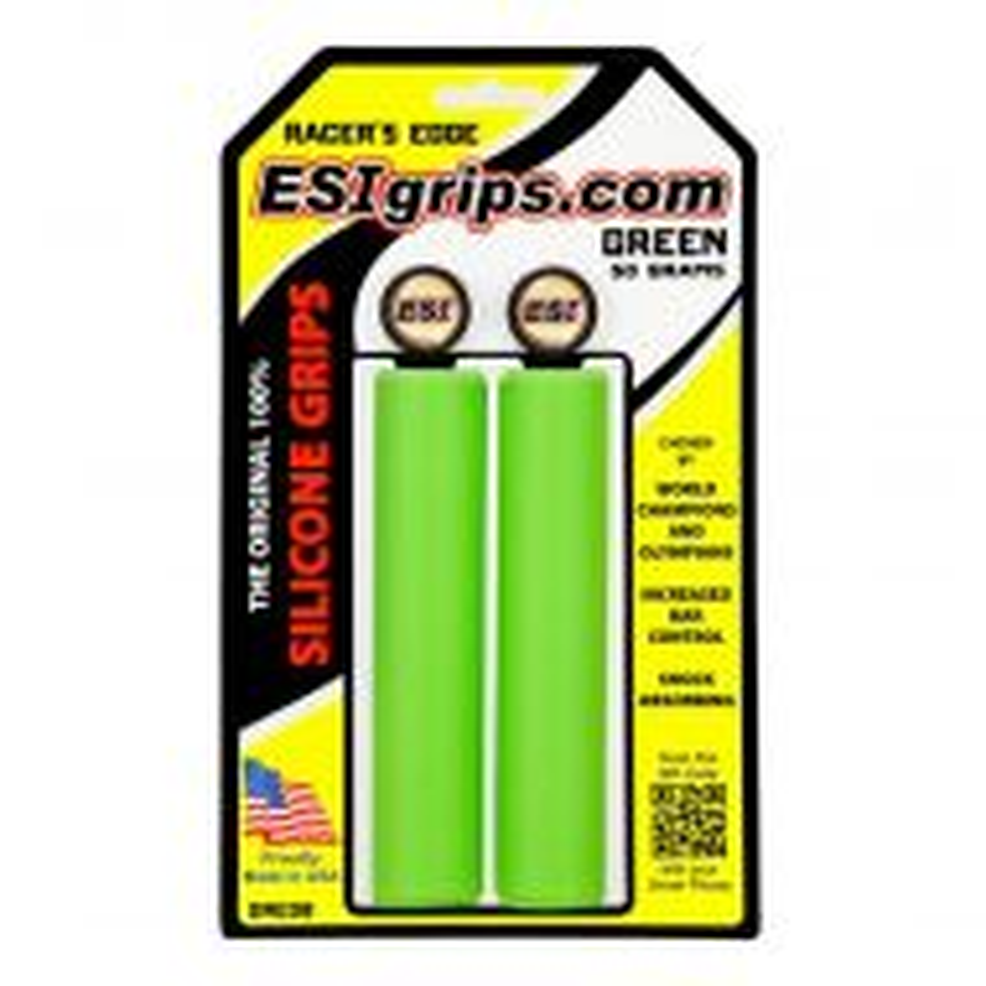 *ESI* racers edge grip (green)