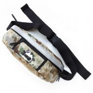 *MASH* jandd small hip pack (drip camo)