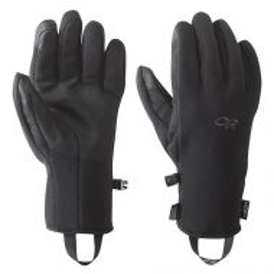 *OUTDOOR RESEARCH* gripper sensor gloves (black)