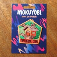 *MOKUYOBI THREADS* treehouse club patch