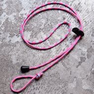 *BLUELUG* multi shoulder cord (pink)