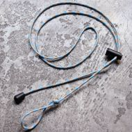 *BLUELUG* multi shoulder cord (light blue)