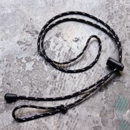*BLUELUG* multi shoulder cord (black)