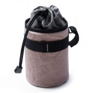 *FAIRWEATHER* stem bag (dusty pink)