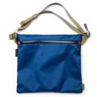 *YANCO* zip musette (x-pac navy/A)