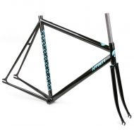 *AFFINITY CYCLES* lo pro track frame (dark green)