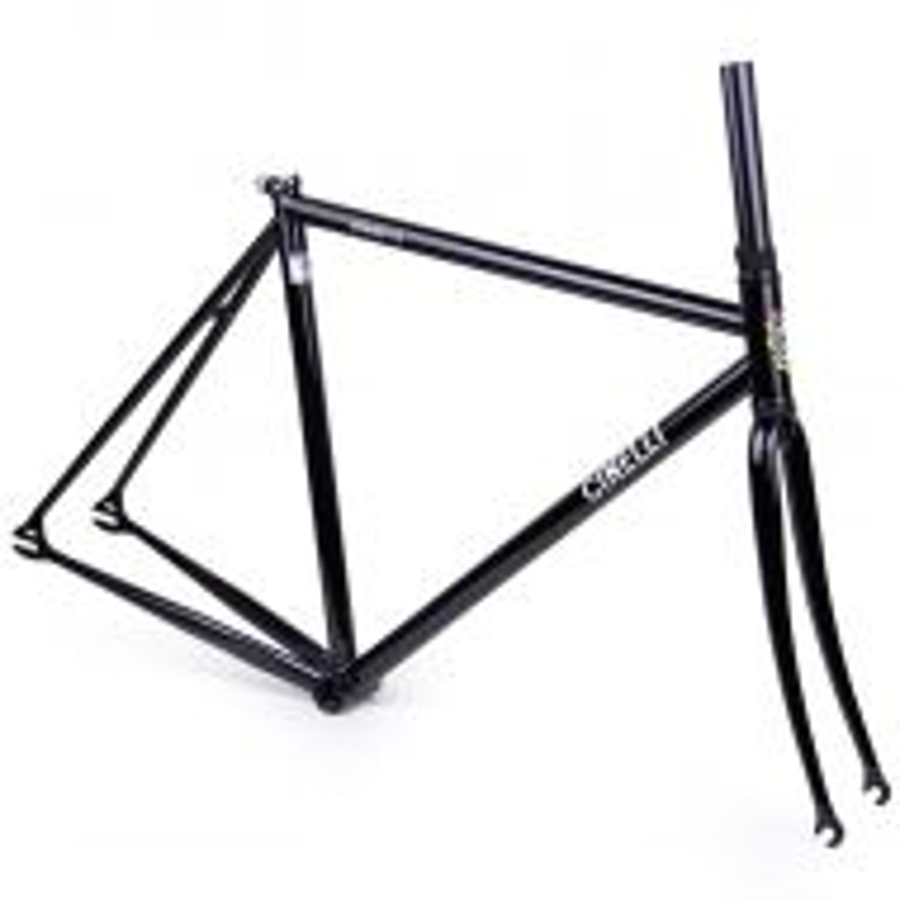 *CINELLI* gazzetta frame set (black)