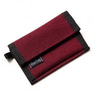 *BLUE LUG* micro wallet (wine)