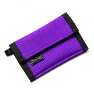 *BLUE LUG* micro wallet (purple)