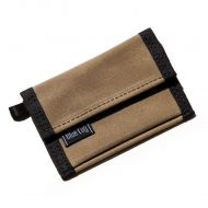 *BLUE LUG* micro wallet (wax beige)