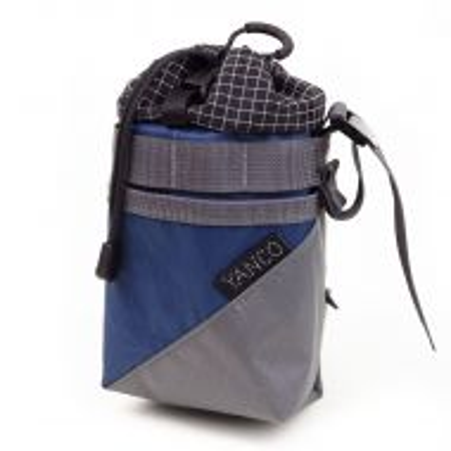 *YANCO* stem bag (x-pac navy/grey)