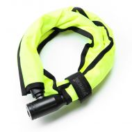 *BLUE LUG* compact wire lock (flash yellow)
