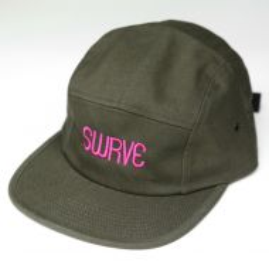 *SWRVE* 1968 camp cap (olive)