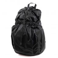 *FAIRWEATHER* packable pack (black)