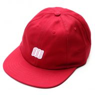 *TOPO DESIGNS* mini map hat (red)