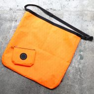 *FAIRWEATHER* packable sacoche (x-pac/orange)