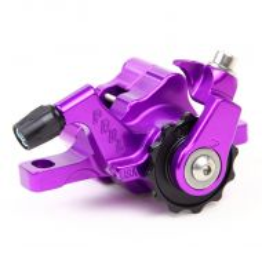 *PAUL* klamper disc calliper (purple/black)