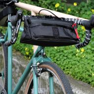 *TOPO DESIGNS* bike bag (x-pac black)