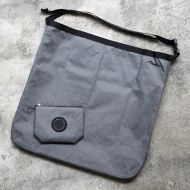 *FAIRWEATHER* packable sacoche (x-pac gray)