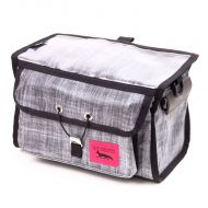 *SWIFT INDUSTRIES* paloma handlebar bag (heather)