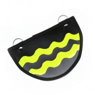 *SAFETY PIZZA* safety thingy wave (black)