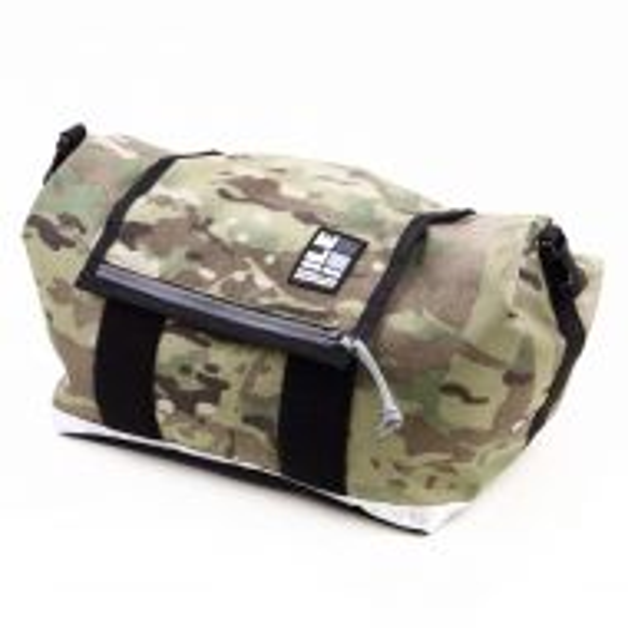 *MASH* ILE × MASH rack bag (multicam)