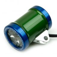 *SINEWAVE* cycle beacon (green/blue)