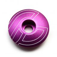 *CINELLI* cinelli top cap (purple)