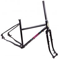*CRUST BIKES* evasion step through frame (dark purple)