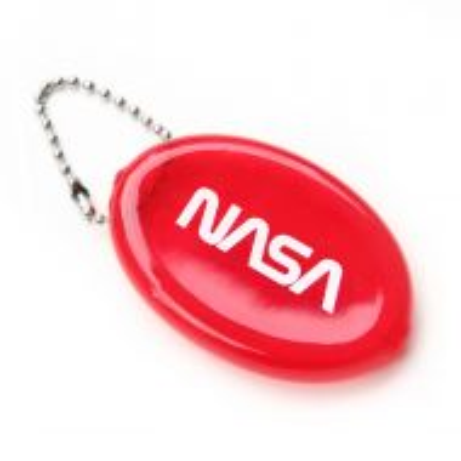 *BL SELECT* NASA coin case (red)