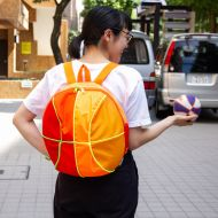 *MOKUYOBI THREADS* basketball backpack