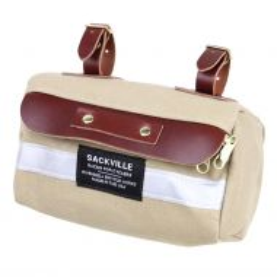 *RIVENDELL* sackville saddle sack (XS/tan)