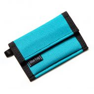 *BLUE LUG* micro wallet (turquoise)