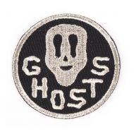 *MOKUYOBI THREADS* metallic ghosts patch
