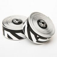 *MASH* lens chart bar tape + end plug set (white/black)