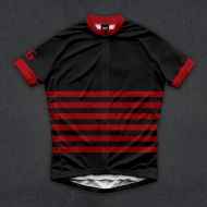 *TWIN SIX* the power of six jersey (black/red)