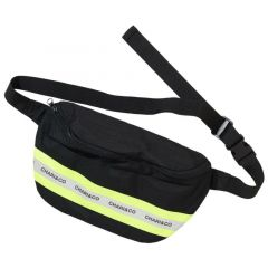 *CHARI&CO* safetyguard waist bag (black)