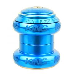 *CHRIS KING* nothreadset 1 1/8 inch (turquoise/SV)