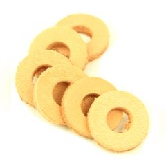 *VELO ORANGE* leather washers