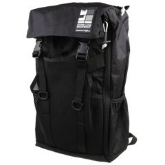 *ILE* race day bag (black)