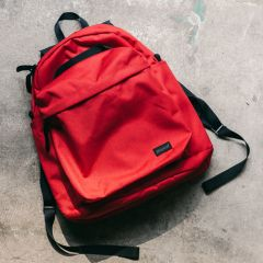 *BLUE LUG* THE DAY PACK (red)