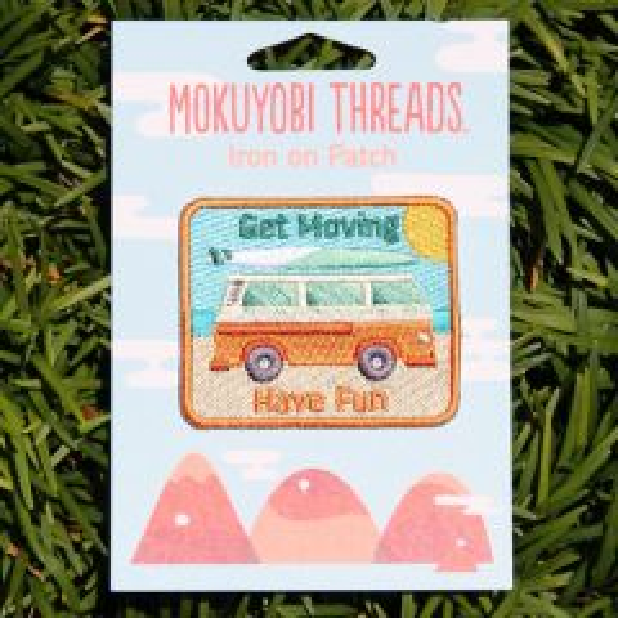 *MOKUYOBI THREADS* get moving patch
