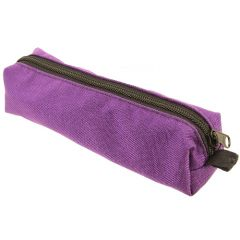 *BAILEYWORKS* pencil case (purple)