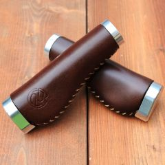 *PDW* whiskey ergo grips (brown)
